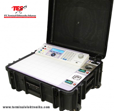 9050A Transportable Multiproduct Calibrator