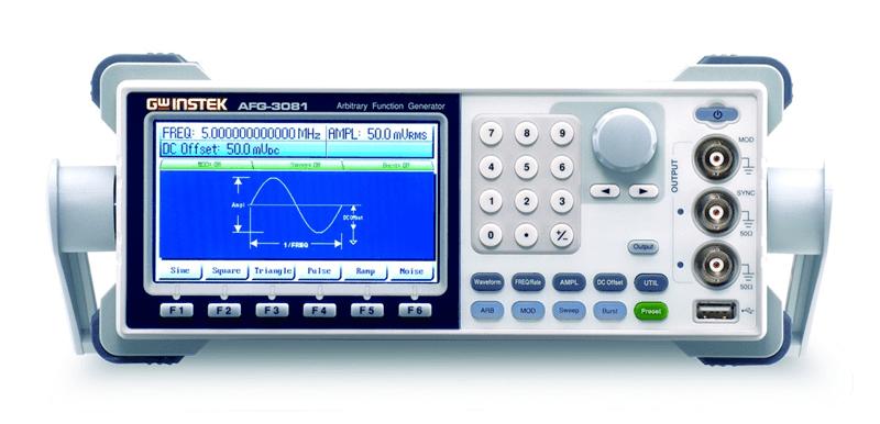 AFG-3000 Series