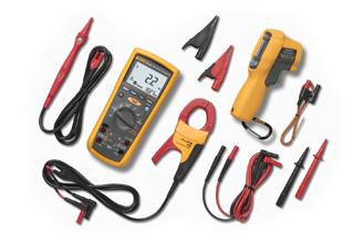 Fluke1587/ET Advanced Electrical Troubleshooting Kit