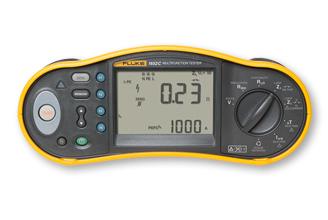 Fluke 1652C Multifunction Installation Tester