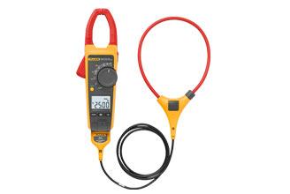 Fluke 376 True-rms AC/DC Clamp Meter dengan iFlex