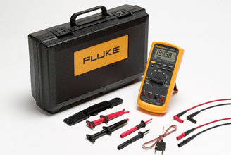 Fluke 80 Series V Digital Multimeters: The Industrial Standard