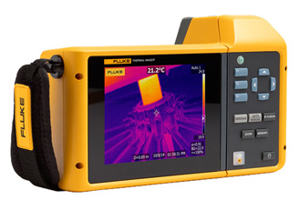 Fluke TiX560 Infrared Camera