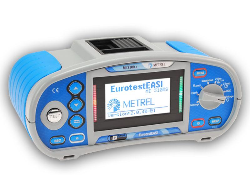 MI 3100 S EUROTEST E