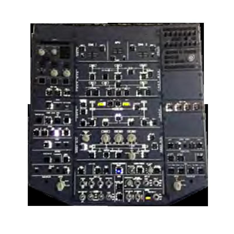 AT-F1005 Airbus 320 Flight Simulator and Visual System