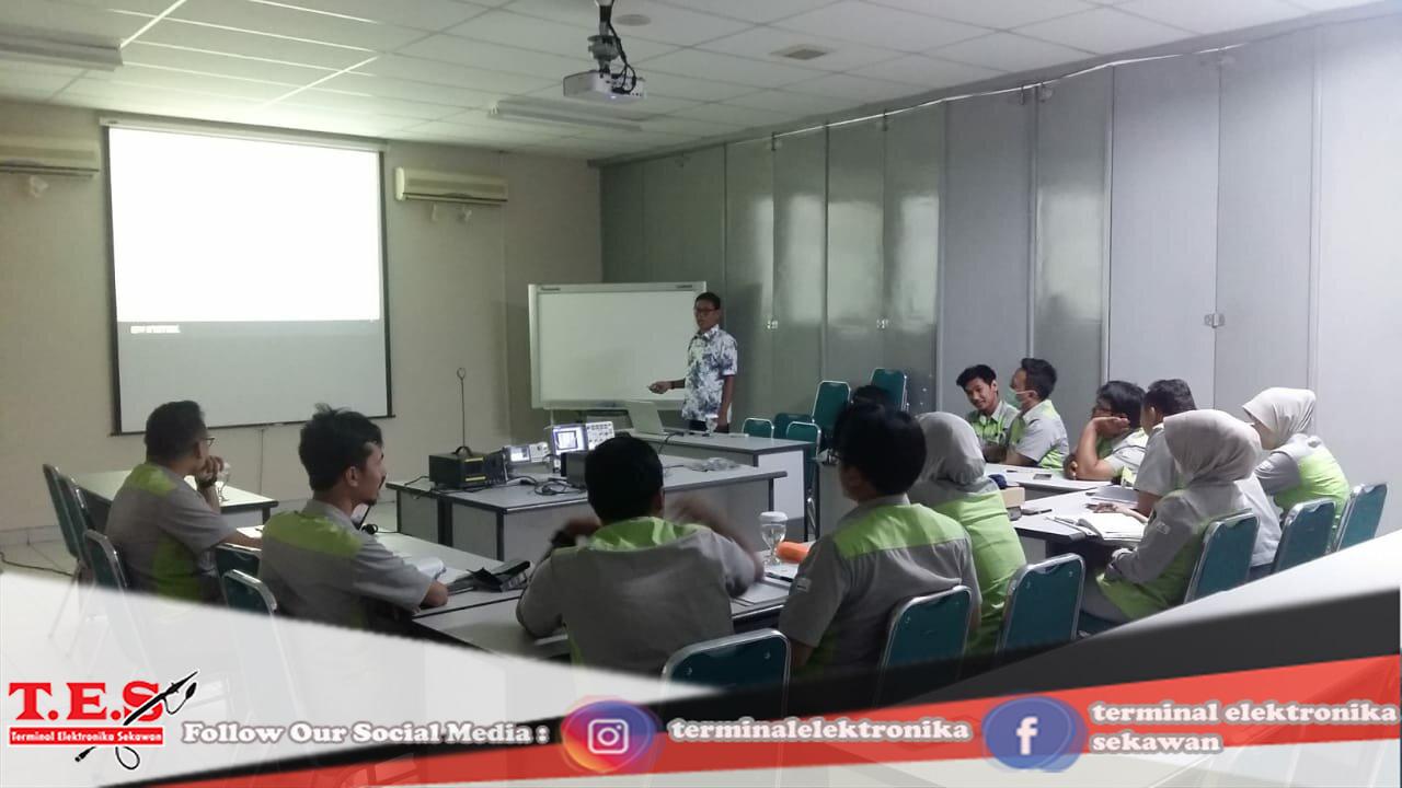GW Instek Training GDS 2204A and GDS 320 at PT Indonesia Nippon Seiki | Terminal Elektronika Sekawan